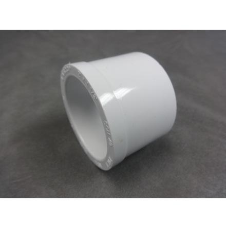 """PVC Bustning / Förminskning 2"""" - 1 1/2"""" CS"""