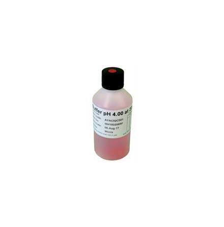 Kalibreringsvätska 100ml pH 4