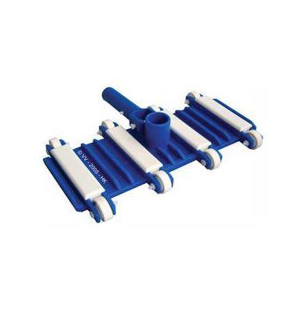 Bottensugmunstycke flexibel 8 rullar