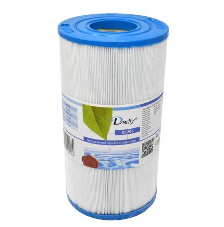 Filter 35sqf 23x13x5cm hål