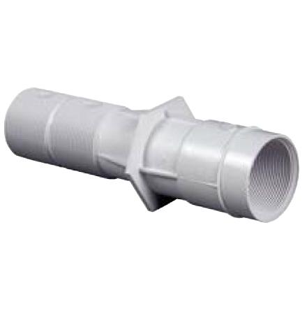 Ingjutningsrör för betongpool
