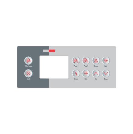 OVERLAY: TSC-4-10K-GE1, 3 PUMPS